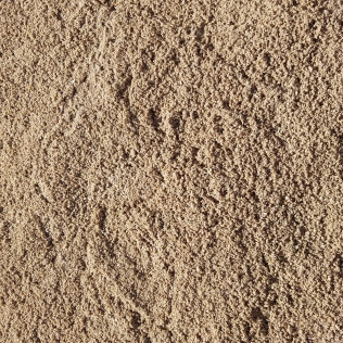 Brown & White Mortar Sand
